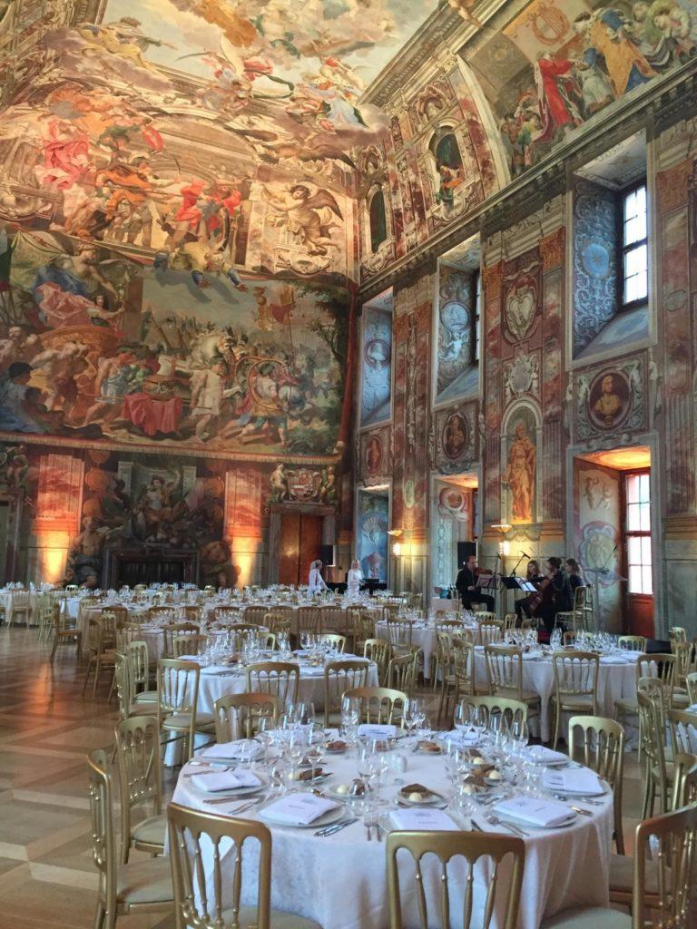 Prague_Castle-Troja_Dinner