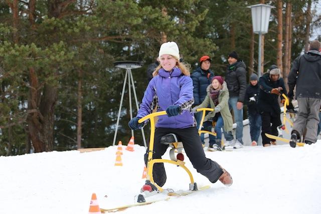 Winter Team Challenge