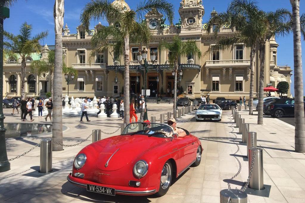 VIP-Trip durch Monaco für die Top-Ten